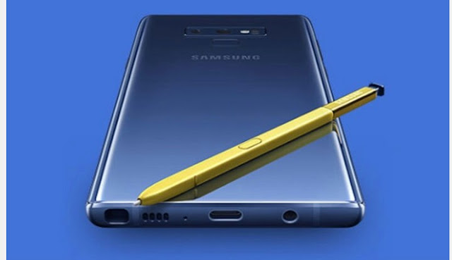 Samsung galaxy New note 9 512gb relesed soon