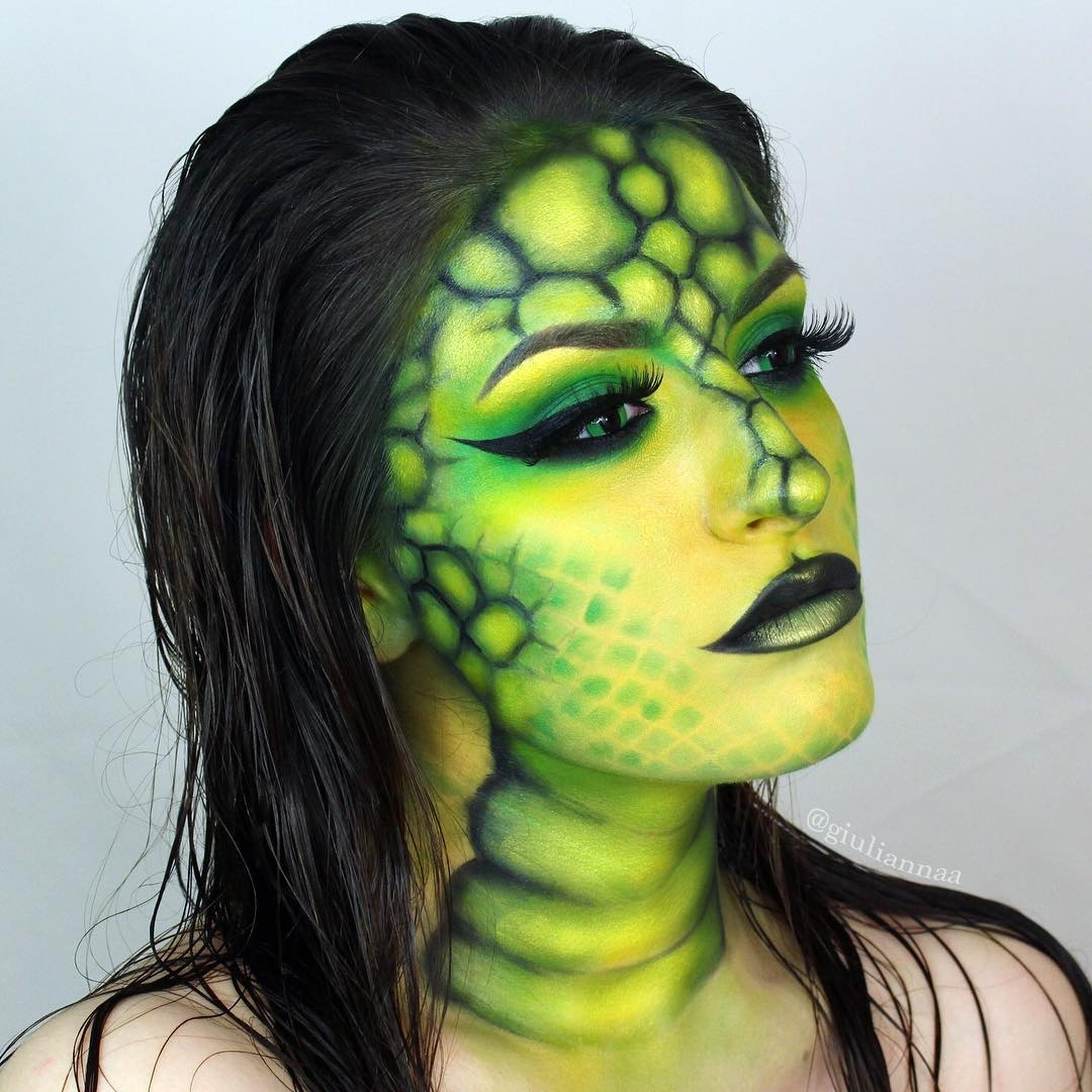 05-Serpent-Giulianna-Maria-Makeup-Tutorial-to-Transform-your-Face-www-designstack-co
