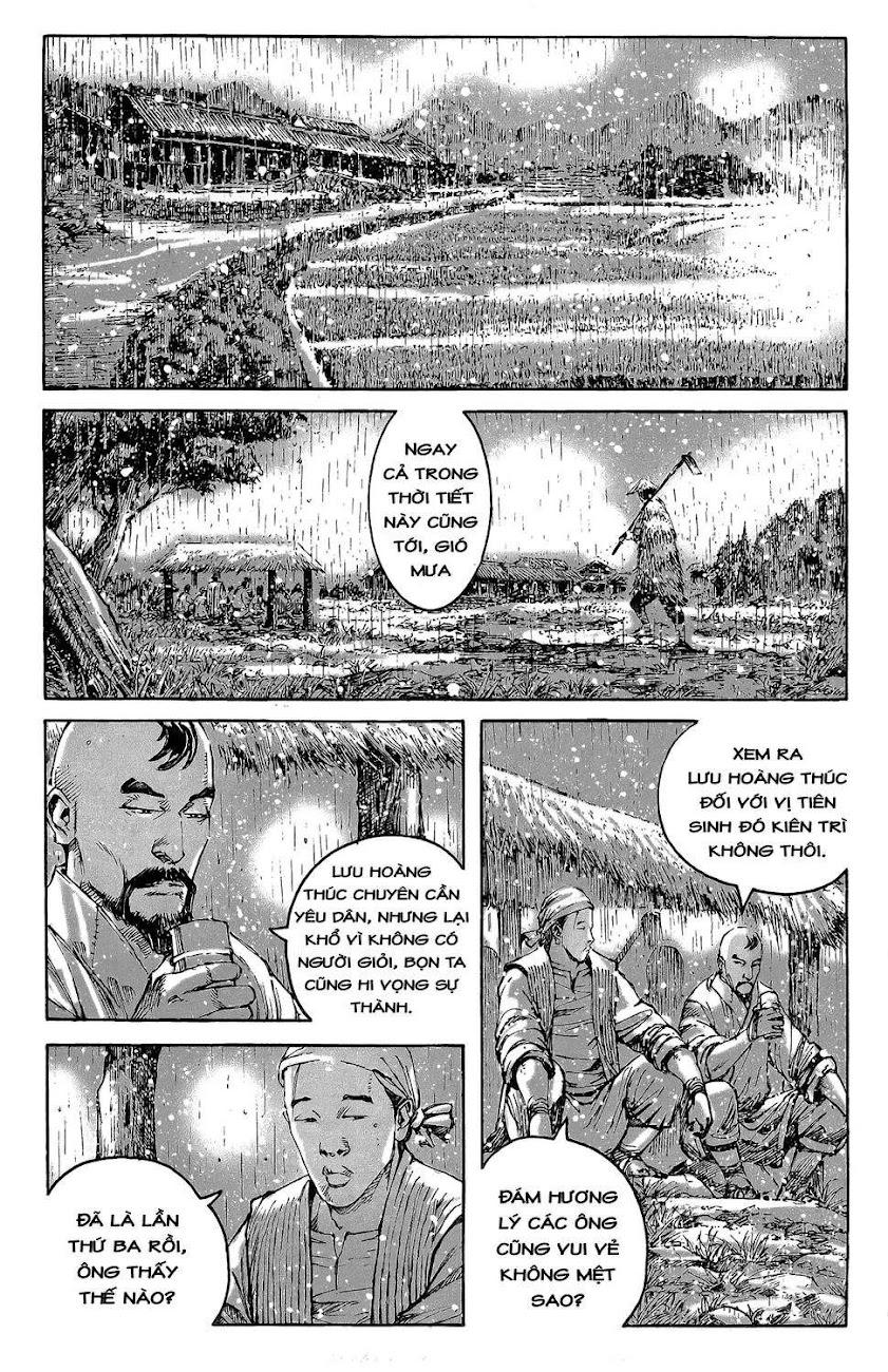 Hỏa phụng liêu nguyên Chương 380: Long cổ chấn thiên [Remake] trang 1