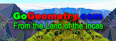 Go Geometry - From the Land of the Incas