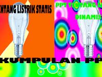 Download PPT Materi Listrik Statis dan Dinamis