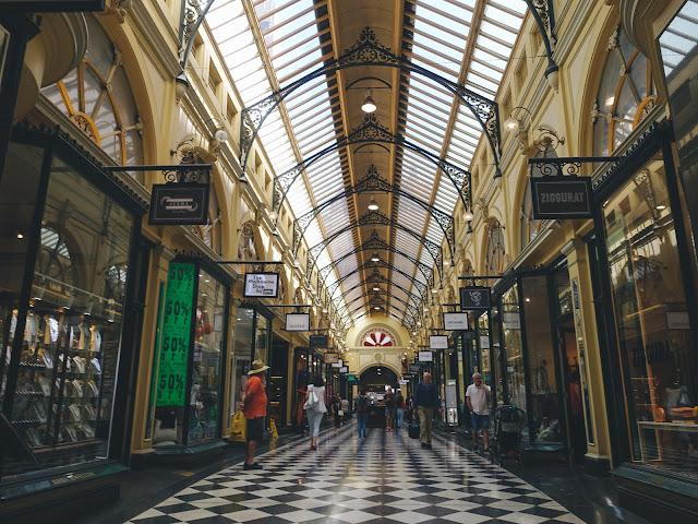 ロイヤル・アーケード(Royal Arcade)