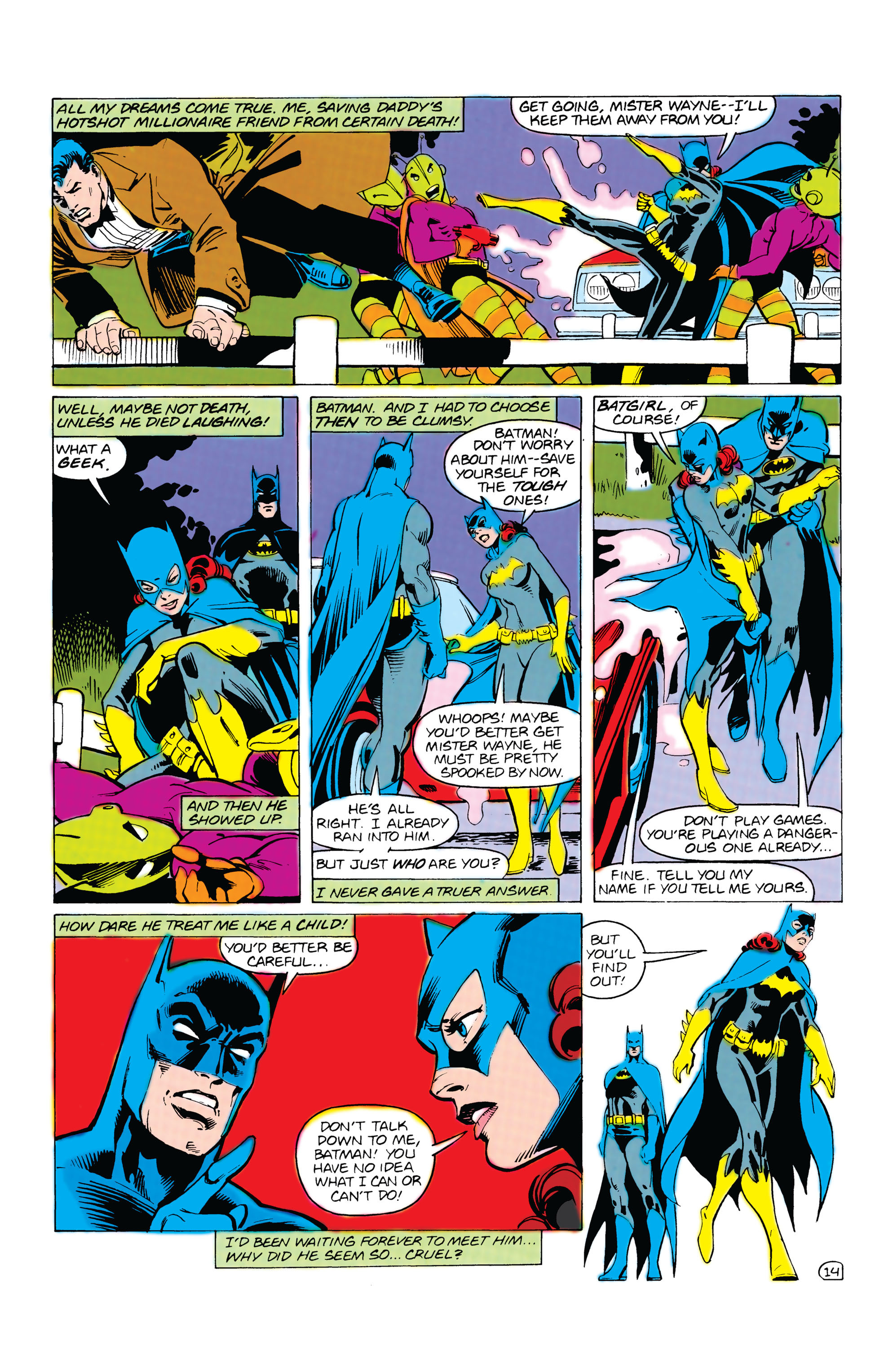 Read online Secret Origins (1986) comic -  Issue #20 - 15