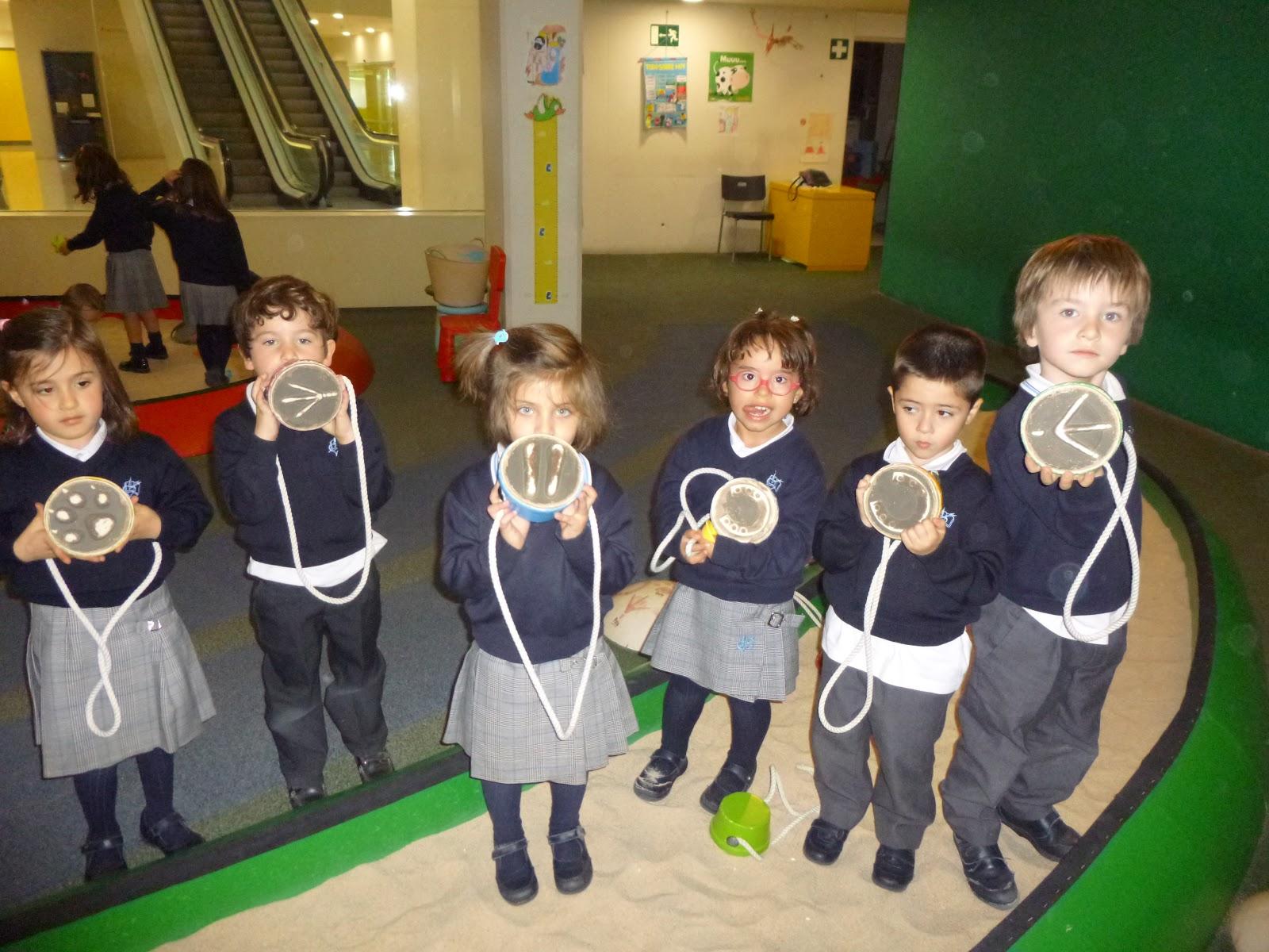 Agustinas Valladolid - 2017 - Infantil 4 - Museo de la Ciencia 6