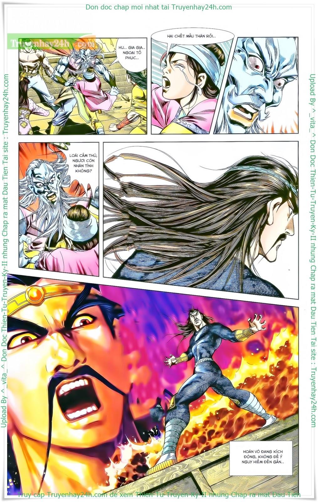 Tần Vương Doanh Chính chapter 27 trang 28