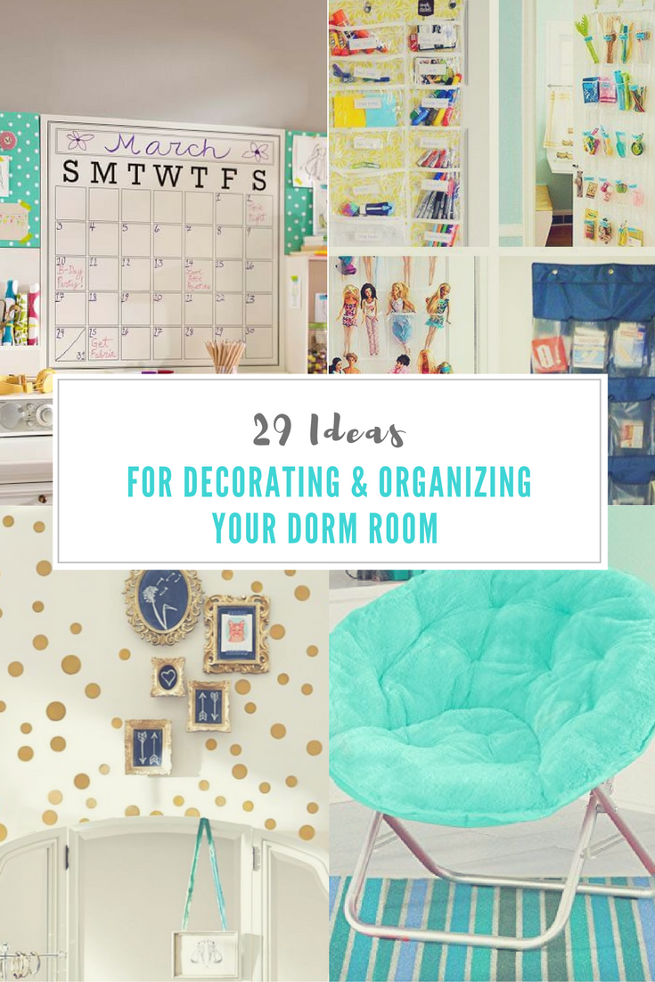 Welcome To Part Two Of Our Decorating Series As I Mentioned In Part One Even If You Dont Have A Dorm Room To Deck Out Many Of These Ideas Are Adaptable
