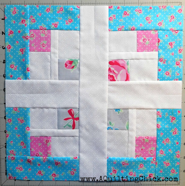 A Quilting Chick - Setting Block