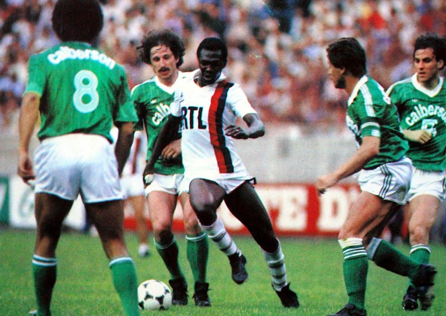 The vintage football club finale coupe de france 1982 - Places finale coupe de france ...