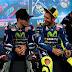 Rossi dan Vinales Bergabung dengan Zarco, Van Der Mark dan Lowes pada Konferensi Pers di Thailand