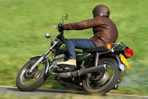 Kawasaki KH 400 - A Classic Review