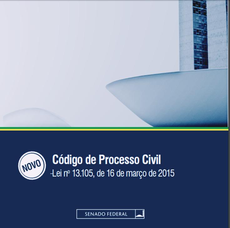Novo CPC comentado para download em PDF + Ebook da legislação seca: Confira!