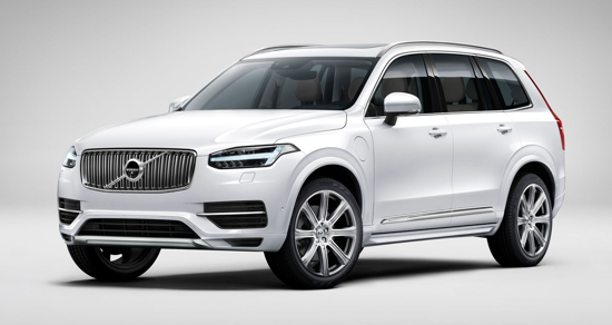 Volvo XC90 T8 Twin Engine Hybrid