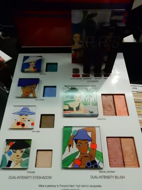 NARS Summer 2016 Collection at The Makeup Show New York 2016 - www.modenmakeup.com