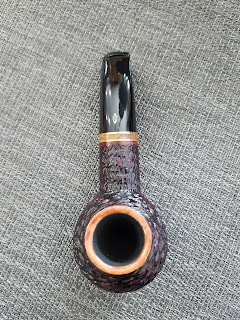 rusticated 320KS pipe life