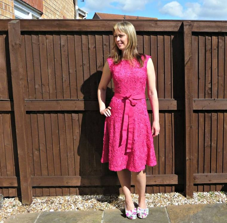 Lovely In Lace: Kaliko Dress Review