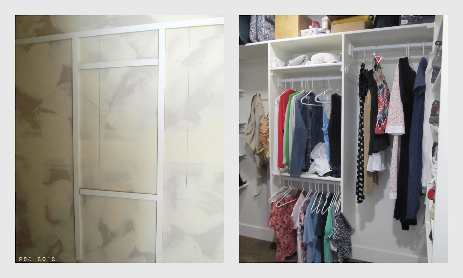 Pickup Some Creativity: Tips for DIY Closet Shelving