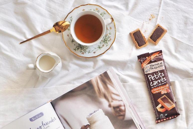 Goûter et tea time