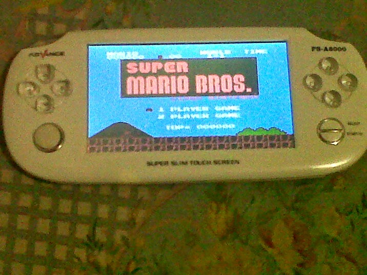 Game NES Super Mario Bros