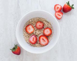 Oatmeal untuk sarapan pagi