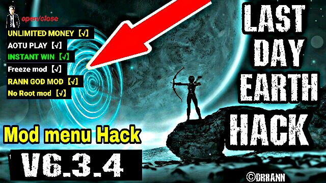 last day on earth hack download mod