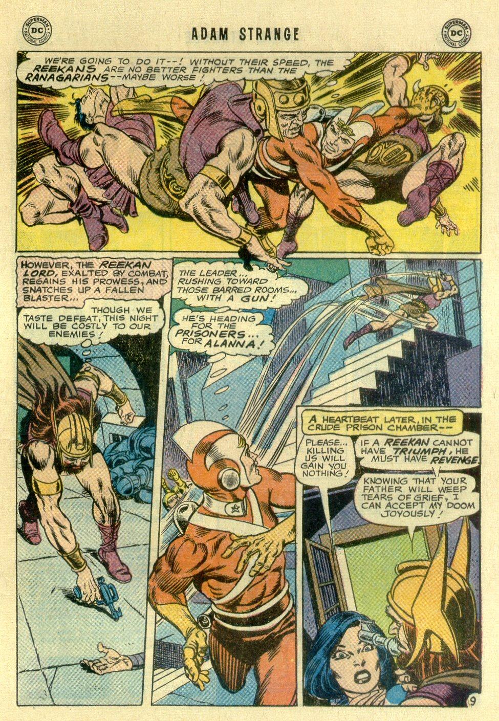 Strange Adventures (1950) issue 222 - Page 13