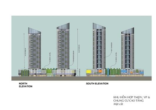 Hạ Long Central Plaza - Dự án Phía Đông Hòn Cặp Bè