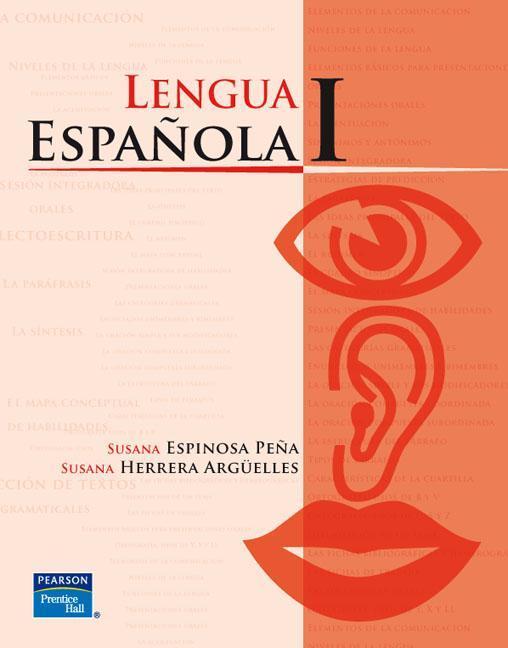 Lengua española I – Susana Espinosa Peña