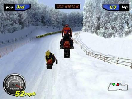 تنزيل لعبة Snow Cross سباق درجات الجليد للكمبيوتر