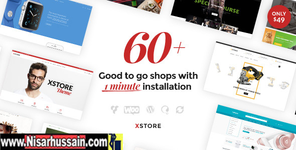 XStore WooCommerce Premium Theme Free