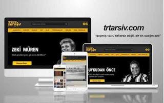 TRT arşivlerini internet üzerinden halka açtı