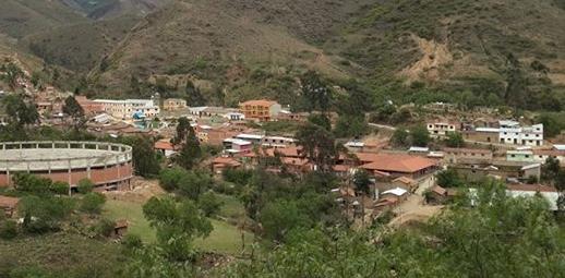 Municipios de Chuquisaca