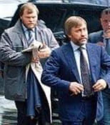 Передає усні шифровки з Центру - розповіли про охоронця Новинського з ФСБ