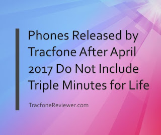 what phones have triple minutes