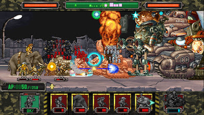 Game Metal Slug Attack Full Cheat