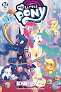 MLP One-Shot #2 Comic Cover Retailer Incentive Variant