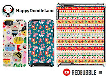 Visit my Redbubble shop for iPad and iPhone cases