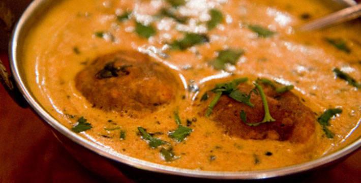 मक्याची कोफ्ता करी - पाककला | Corn Kofta Curry - Recipe