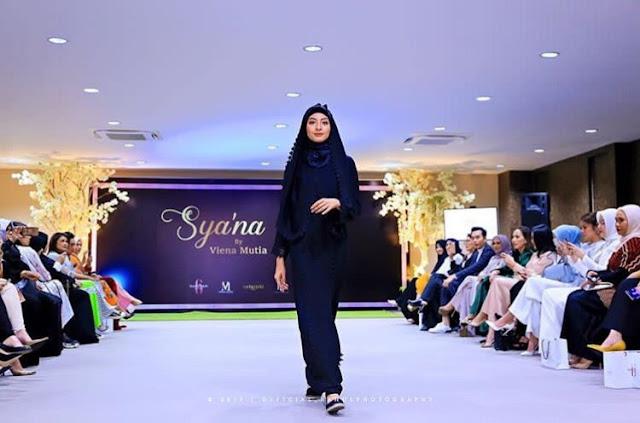 grand launching syana muslim wear