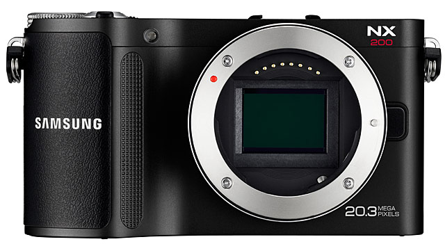 Mirrorless Digital Nx200