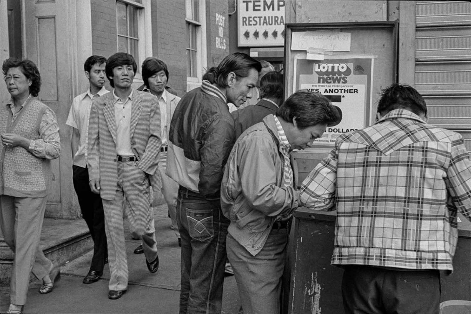 Chinatown, 1982.