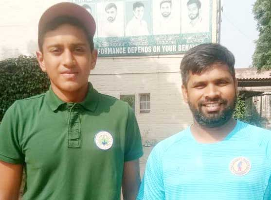 Aman Poddar's selection in State Under-16, BCCI Vijay Merchant Trophy