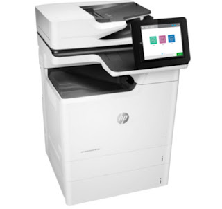 HP Color LaserJet Enterprise MFP M681dh Drivers