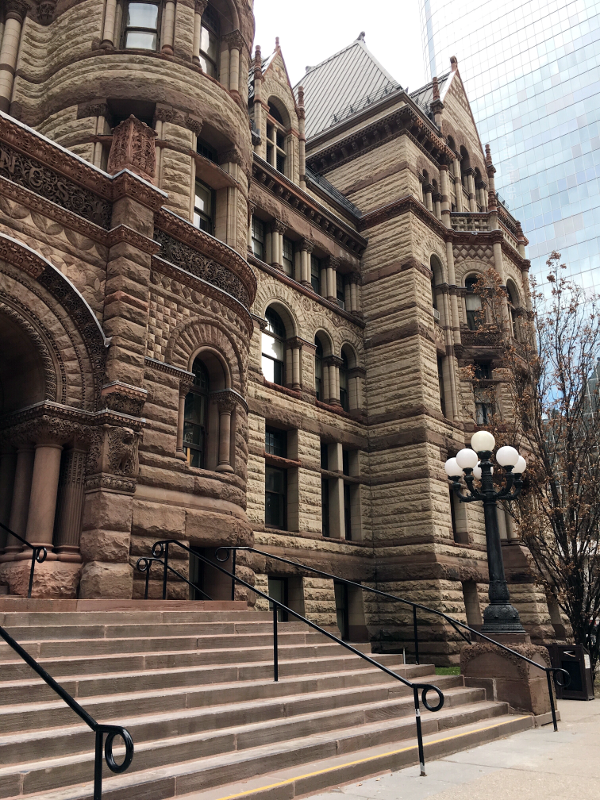 Old City Hall - Toronto, ON - Tori's Pretty Things Blog