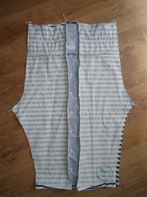 poszerzanie spodni, zmiana szerokości nogawek, przeróbka legginsów
