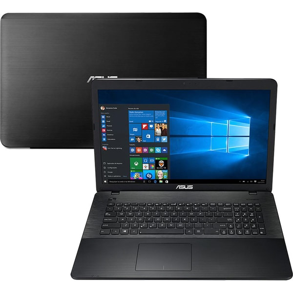 Notebook Asus X751LJ-TY386T