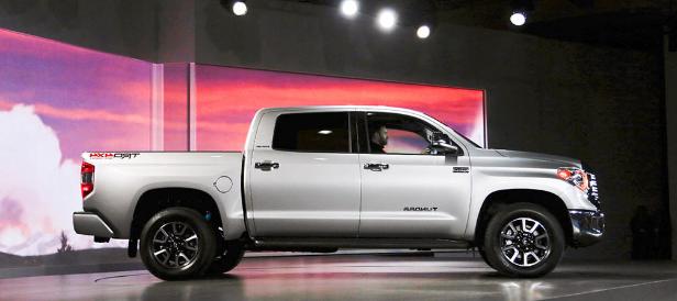 2018 Toyota Tundra Sel Rumors
