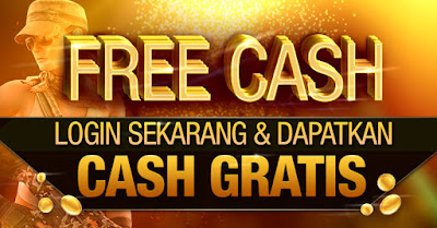 Cash Gratis PB Garena Indonesia 100% No Hack/Cheat
