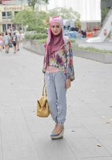 Desain model baju muslim terbaru modern 42+ Desain Model Baju Muslim Terbaru Trend 2017 | Simpel Casual Modern