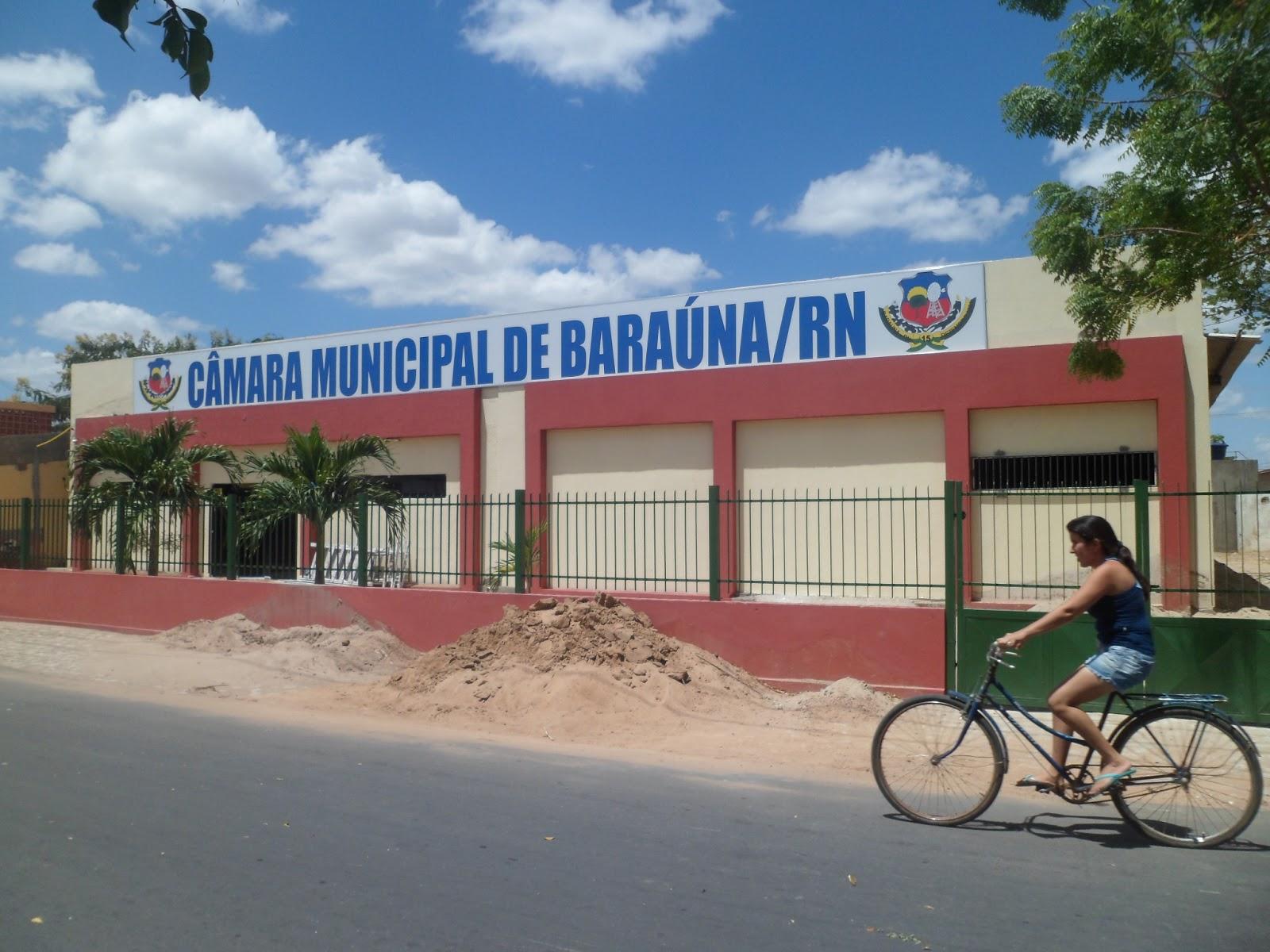 Resultado de imagem para camara municipal de barauna rn