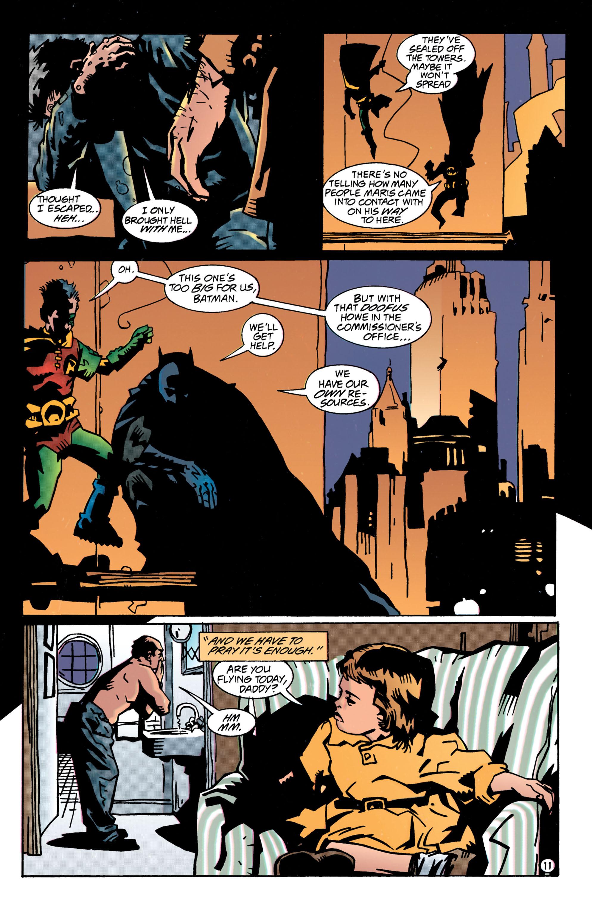 Detective Comics (1937) 695 Page 10